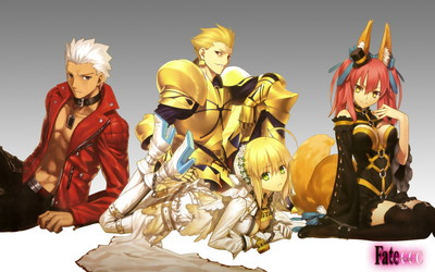 Fate/EXTRA CCC 壁紙