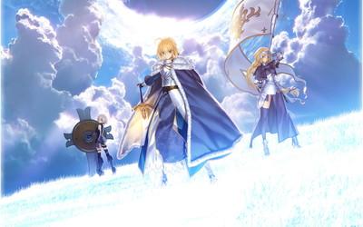 Fate/Grand Order 1920x1200 壁紙