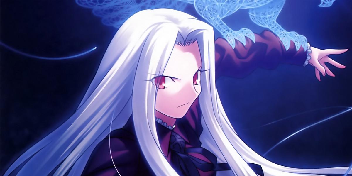 Fate/Zero アイリスフィール・フォン・アインツベルン 1920x1200 壁紙 4枚