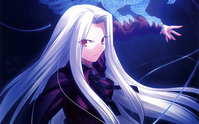 Fate/Zero アイリスフィール・フォン・アインツベルン 1920x1200 壁紙