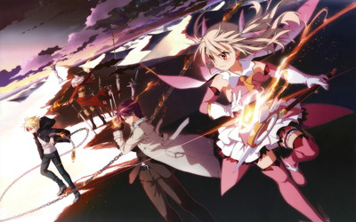 Fate/kaleid liner プリズマ☆イリヤ 1920x1200 壁紙