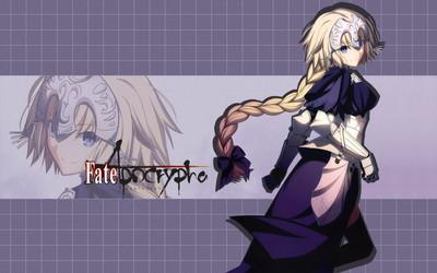 Fate/Apocrypha ルーラー 1920x1200 壁紙