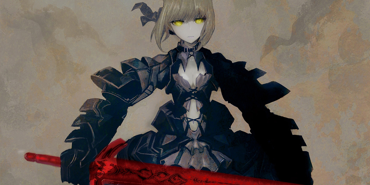 Fate/stay night セイバーオルタ 1920x1200 壁紙 9枚