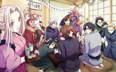 Fate/Zero 1920x1200 壁紙