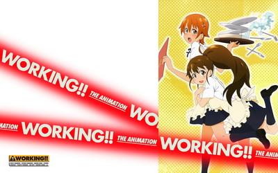 WORKING!! 1920x1200 壁紙