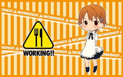 WORKING!! 伊波まひる 1920x1200 壁紙